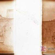 Fotografía antigua: TARRAGONA POBLET ESTERE.POSITIVA 4 X10 CM:. Lote 16703513