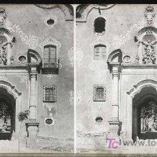 Fotografía antigua: SANTAS CREUS ESTERE.POSITIVA 8 X 17 CM:. Lote 16703543