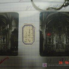 Fotografía antigua: 5338 SAN SEBASTIAN CRISTAL ESTEREOSCOPICO - MAS EN MI TIENDA COSAS&CURIOSAS. Lote 4225677