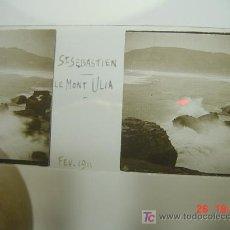 Fotografía antigua: 5349 SAN SEBASTIAN CRISTAL ESTEREOSCOPICO - MAS EN MI TIENDA COSAS&CURIOSAS. Lote 4225948