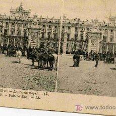 Fotografía antigua: FOTOGRAFIA ESTEREOSCOPICA CARTULINA 9X14 MADRID. Lote 4661089