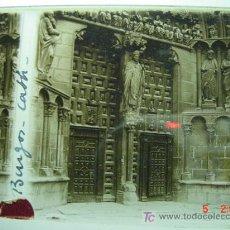 Fotografía antigua: 2873 BURGOS CRISTAL ESTEREOSCOPICO PRECIOSO AÑOS 1925/30 MAS EN MI TIENDA COSAS&CURIOSAS. Lote 6103038