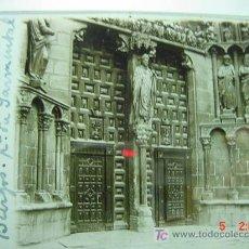 Fotografía antigua: 2885 BURGOS CRISTAL ESTEREOSCOPICO PRECIOSO AÑOS 1925/30 MAS EN MI TIENDA COSAS&CURIOSAS. Lote 6103424