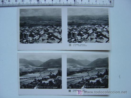 Fotografía antigua: PUIGCERDA (GERONA) - COLECCION Nº 73 - RELLEV - COMPLETA CON 15 VISTAS - Foto 4 - 27185383