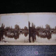 Old photograph - 47.- BARCELONA.-LAGO - 6531561