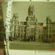 Fotografía antigua: 5008 MADRID CRISTAL ESTEREOSCOPICO CORREOS TRANVIA - AÑOS 1925/30 MAS EN MI TIENDA COSAS&CURIOSAS. Lote 26938429