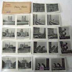 Old photograph - 15 vistas estereoscópicas de Notre Dame Paris 1ª serie Nº 2004 - 7111897