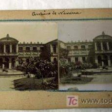 Fotografía antigua: FOTOGRAFÍA ESTEREOSCÓPICA DEL ARCHIVO DE NAVARRA DE PP S XX. Lote 7209936