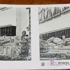 Fotografía antigua: ANTIGUA ESTEREOSCOPIA DE BURGOS - 3ª SERIE - COLECCION N. 63 - ED. RELLEY - CARTUJA DE MIRAFLORES - . Lote 7358383