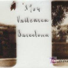 Alte Fotografie - FOTOGRAFIA ESTEREOSCOPICA TAMAÑO 105X45 BARCELONA VALLCARCA AÑO 1904 - 7518740