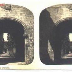 Fotografía antigua: TARRAGONA-POBLET. Lote 18966698