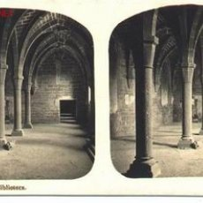 Fotografía antigua: TARRAGONA-POBLET. Lote 18935711