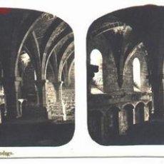 Fotografía antigua: TARRAGONA-POBLET. Lote 18935710