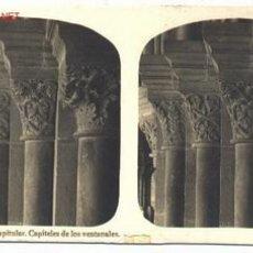 Fotografía antigua: TARRAGONA-POBLET. Lote 19182743