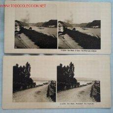 Fotografía antigua: FOTOS ESTEREOSCOPICAS. Lote 1553469