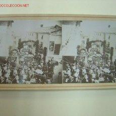 Fotografía antigua: AGRES (ALICANTE) - ROMERIA. LAS HIJAS DE MARIA. Lote 26895676