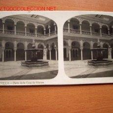 Fotografía antigua: Nº 7 SEVILLA - PATIO DE LA CASA DE PILATOS ( EL TURISMO PRACTICO ). Lote 25085828