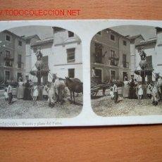 Fotografía antigua: Nº 2 CÓRDOBA - FUENTE Y PLAZA DEL POTRO ( EL TURISMO PRÁCTICO). Lote 21333020