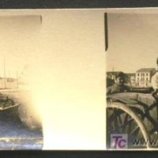 Old photograph - SANTOÑA. RETRATO EN UN CARROMATO. CIRCA 1920 - SANTANDER - 16245972