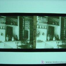 Fotografía antigua: TOLEDO - CRISTAL POSITIVO - AÑO 30 - FOTO: DOMINGO URIEL. Lote 10174285