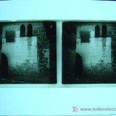 Fotografía antigua: TOLEDO - CRISTAL POSITIVO - AÑO 30 - FOTO: DOMINGO URIEL. Lote 10174297