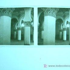 Fotografía antigua: TOLEDO - CRISTAL POSITIVO - AÑO 30 - FOTO: DOMINGO URIEL. Lote 10174306