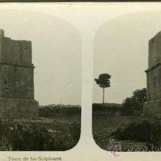 Fotografía antigua: VISTA ESTEROSCOPICA TARRAGONA LOTE 12 BONITAS VISTAS. Lote 12248490