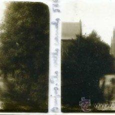 Fotografía antigua: FOTO ESTEREOSCOPICA CRISTAL 60X130 BRUJAS LOS VIEJOS CANALES. Lote 13417875