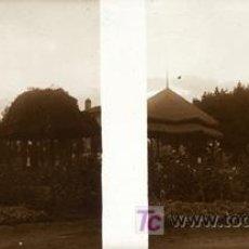 Fotografía antigua: CULLERA (VALENCIA) - VISTA - AÑOS 1920-25 - CRISTAL POSITIVO. Lote 27508567