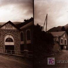 Fotografía antigua: LAS PLANAS (VALLVIDRIERA), BARCELONA - VISTA - AÑO 1922 - CRISTAL NEGATIVO. Lote 18475112