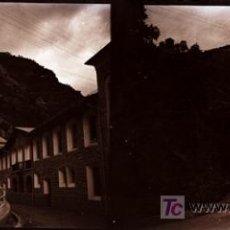 Fotografía antigua: LAS PLANAS (VALLVIDRIERA), BARCELONA - VISTA - AÑO 1922 - CRISTAL NEGATIVO. Lote 18475160
