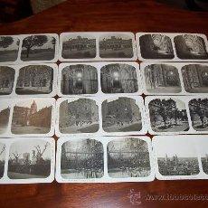 Fotografía antigua: EL TURISMO PRACTICO, COL. DE VISTAS ESTEREOSCOPICAS DE ESPAÑA: SALAMANCA, 12 VISTAS.. Lote 18874373