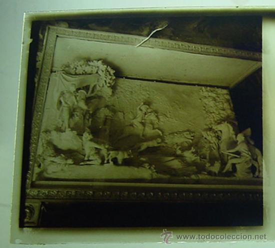 Fotografía antigua: ANTIGUA FOTOGRAFIA ESTEREOSCOPICA DE CRISTAL DE ESCORIAL - 4 DE JUNIO 1940 - IMPRESIONANTE - EXCELEN - Foto 2 - 19954526
