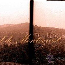 Fotografía antigua: MONISTROL DE MONTSERRAT - 1907. Lote 22711492