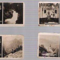 Fotografía antigua: LOTE DE 4 FOTOS ESTEREOSCÓPICAS. PUBLICIDAD DE IMPERIAL.. Lote 23371618