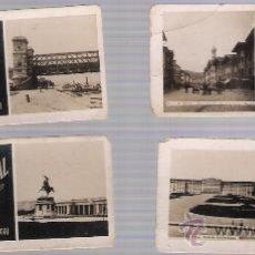 Fotografía antigua: LOTE DE 4 FOTOS ESTEREOSCÓPICAS. PUBLICIDAD DE IMPERIAL.. Lote 23371629