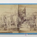 Fotografía antigua: MADRID, B 144. VISTA INTERIOR DE LA REAL ARMERÍA, LAURENT FOTO. Lote 23564813