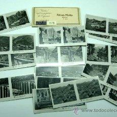 Fotografía antigua: 15 VISTAS ESTEREOSCÓPICAS RIBAS NURIA GERONA 2ª SERIE Nº 8. Lote 24292143
