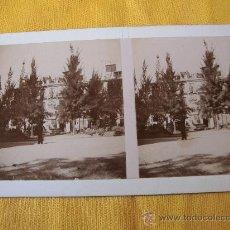 Fotografía antigua: ANTIGUA FOTOGRAFIA ESTEREOSCÓPICA. Lote 24434995