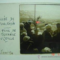 Fotografía antigua: 1 PUIGCERDA GIRONA VISTA VALLE AÑO 1911 PRECIOSA CRISTAL ESTEREOSCOPICO MIRA OTROS SIMILARES. Lote 26225154