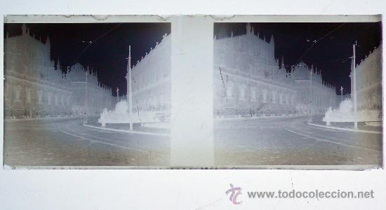 Fotografía antigua: SEVILLA, 1915S, CRISTAL NEGATIVO ESTEREO 10,4 X 4,3 CM - Foto 2 - 24733502
