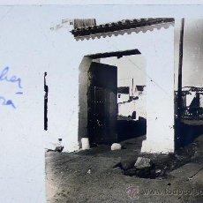 Fotografía antigua: NAVARRA POSIBLEMENTE, POR IDENTIFICAR, 1915'S, CRISTAL NEGATIVO ESTEREO 10,4 X 4,3 CM. Lote 24771082