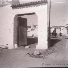 Fotografía antigua: NAVARRA SEGURAMENTE, POR IDENTIFICAR, 1915'S, CRISTAL NEGATIVO ESTEREO 10,4 X 4,3 CM. Lote 24771104