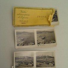 Fotografía antigua: IBIZA 15 VISTAS. Lote 162938125