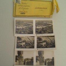 Fotografía antigua: 15 VISTAS SALAMANCA. Lote 26683682