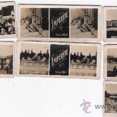 Alte Fotografie - Lote de 7 Fotos Estereoscópicas. Publicidad de imperial. - 25537520