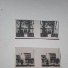 Fotografía antigua: 2 FOTOGRAFIAS ESTEROSCOPICA PEQUEÑAS TOLEDO. Lote 25647639