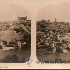 Fotografía antigua: TOLEDO - Nº10 VISTA GENERAL. Lote 27333525