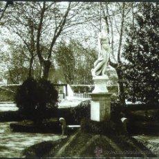 Fotografía antigua: GIRONA. 1915'S. 2 CRISTALES POSITIVOS ESTEREO 6X13 CM.. Lote 28413120