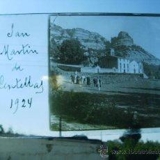 Fotografía antigua: SAN MARTIN DE CENTELLAS 1924,ESTEREOSCOPIA,BARCELONA. Lote 28481472